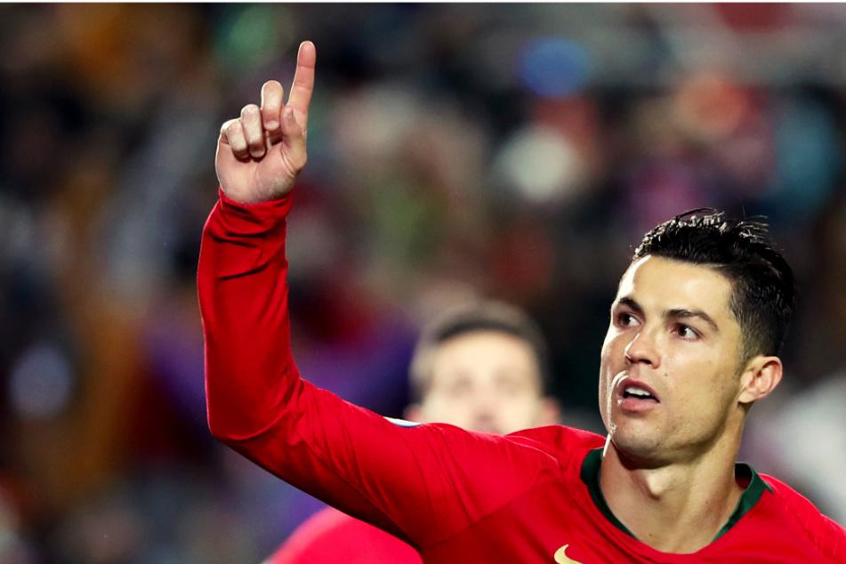 Cristiano Ronaldo spendet Millionen für sein Heimatland und den Kampf gegen die Corona-Pandemie!