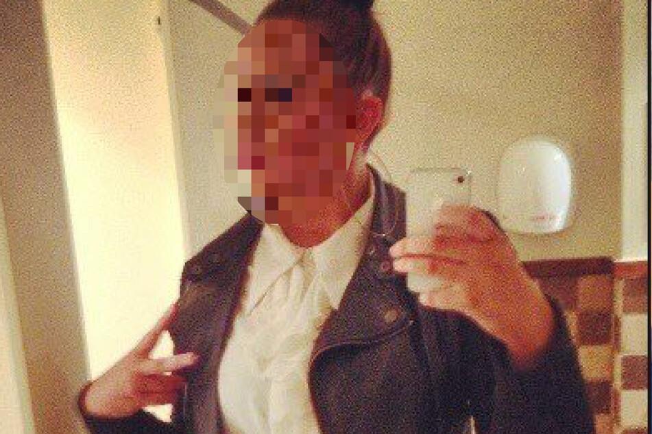 Daisy C. (†28) auf einem Facebook-Selfie. Ihren Account gibt es immer noch.
