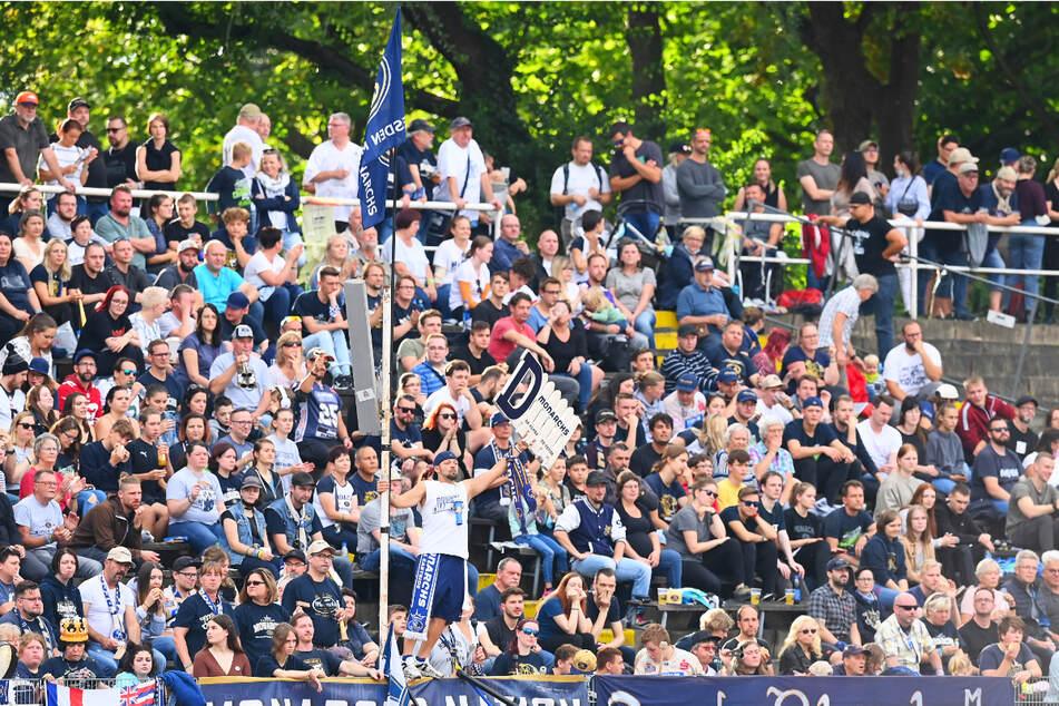 2410 Fans bildeten eine tolle Kulisse.