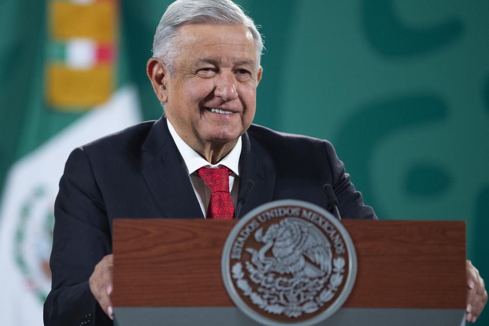 Andres Manuel Lopez Obrador (67), Präsident von Mexiko, will sich als Vorbild mit AstraZeneca impfen lassen.