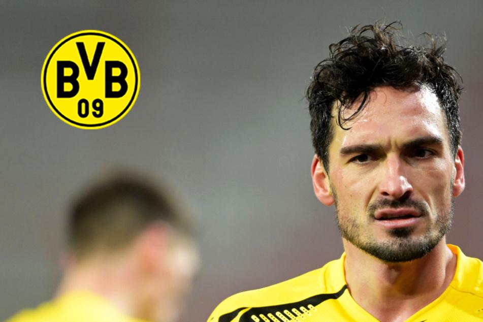 Bitter! BVB muss im Pokal gegen Paderborn auf Abwehrchef Hummels verzichten