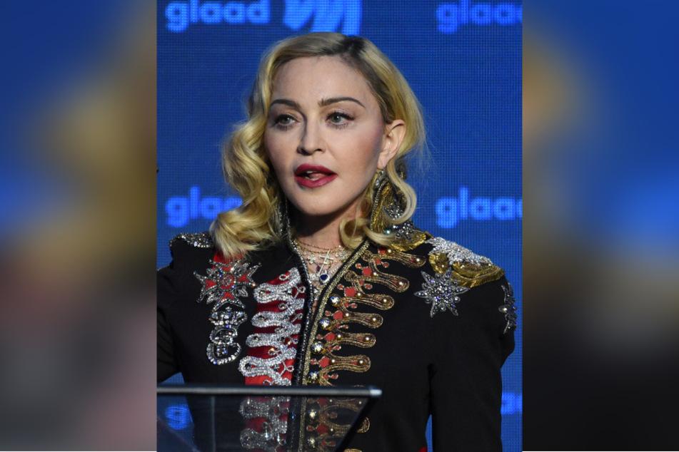 Wird Madonna Donald Trump oder Joe Biden unterstützen?