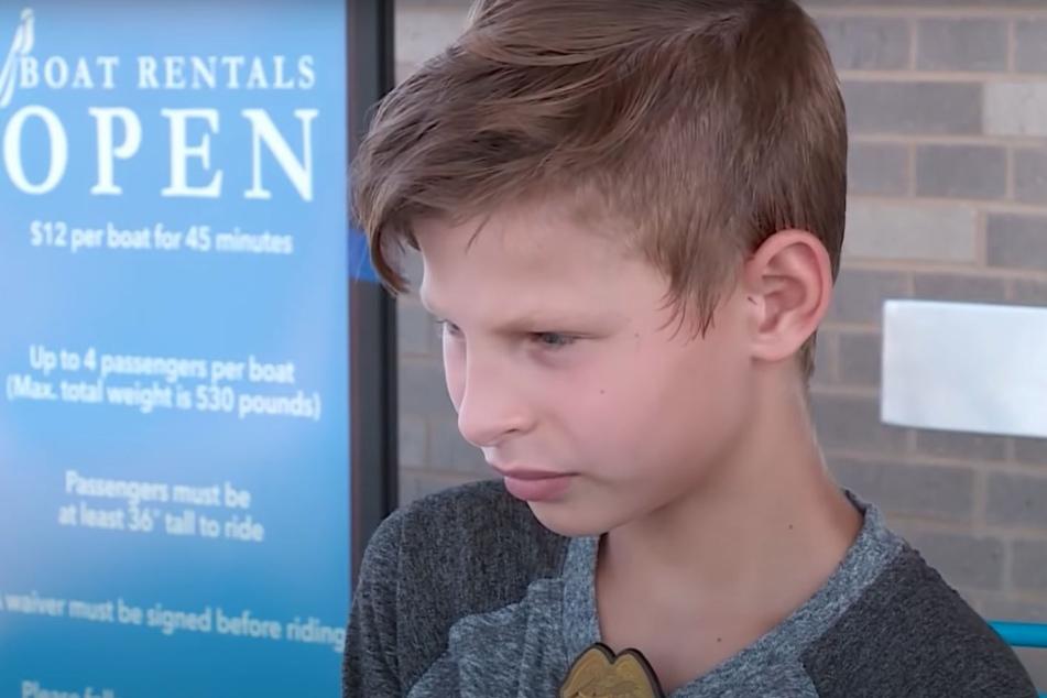 Jordan (9) durchlebt eine mehr als harte Kindheit.