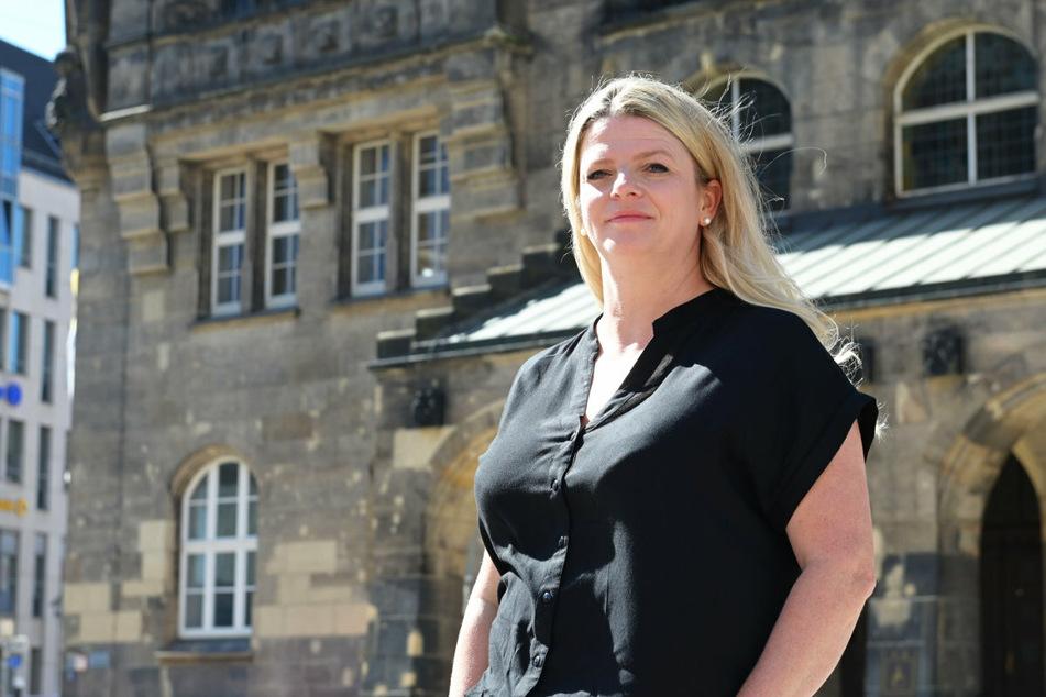 Wird Susanne Schaper (43, Linke) die neue Sozialbürgermeisterin?