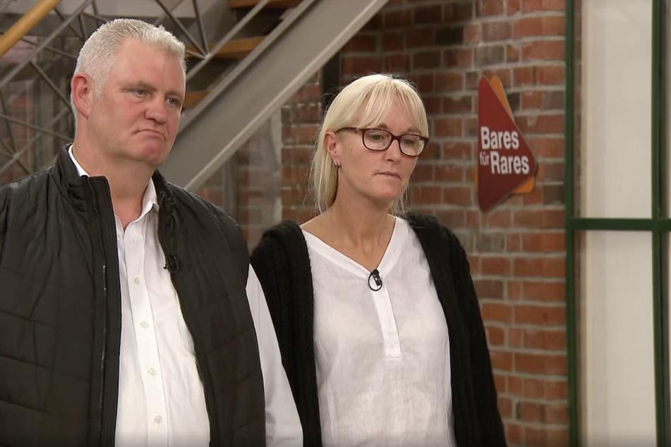 Das Ehepaar Andrea Kricke und Heinz Lemper ist enttäuscht. Sie hatten sich etwas mehr Geld erhofft.