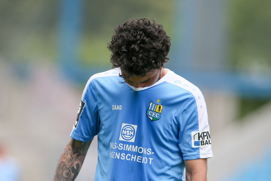 Drei Tore schoss Philipp Hosiner gegen Hansa. Trotzdem gelang dem CFC der Klassenerhalt nicht.