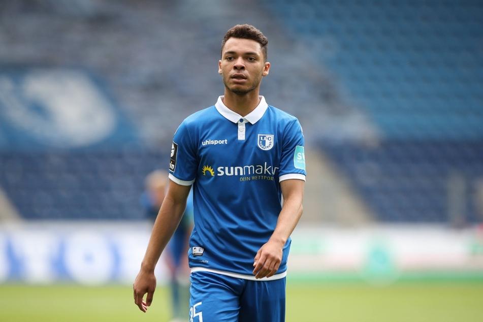 Theo Ogbidi (19) wechselt zum Chemnitzer FC.