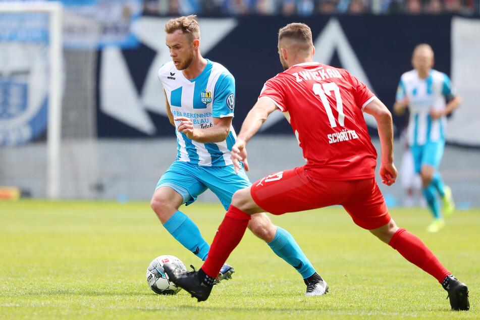 Der CFC und der FSV standen sich zuletzt im Sachsenpokal 2019 gegenüber, damals im Finale. (Archivbild)