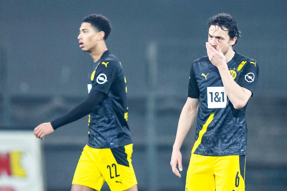 Thomas Delaney (29, r.) war bei Borussia Dortmund zuletzt nicht mehr gesetzt.