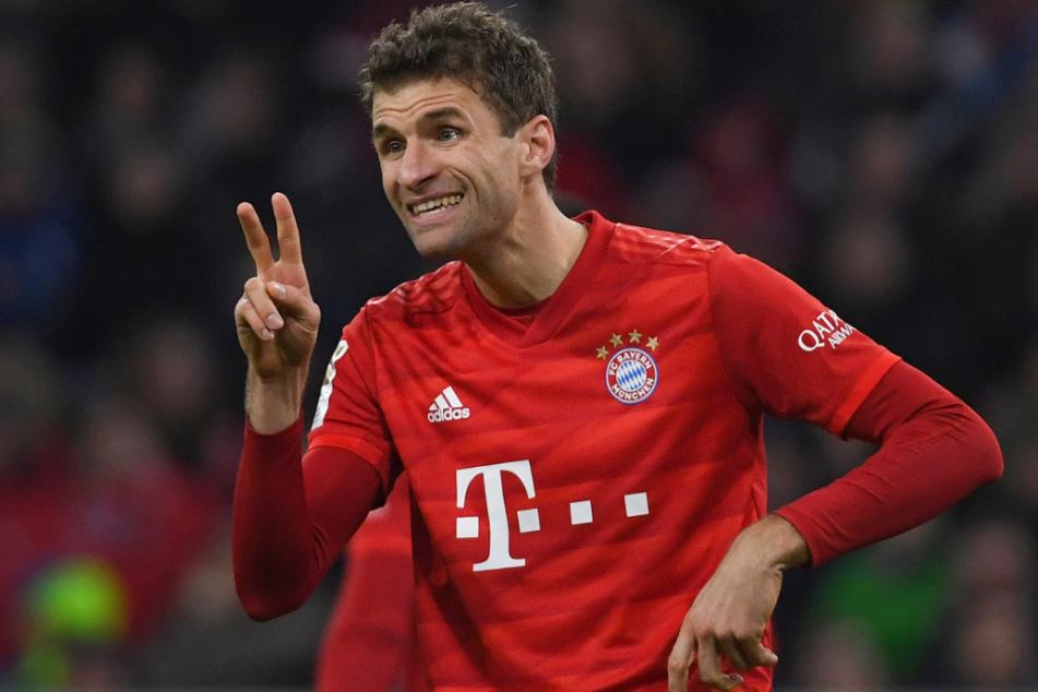 Bayern-Star Thomas Müller will in Zeiten der Corona-Krise helfen.