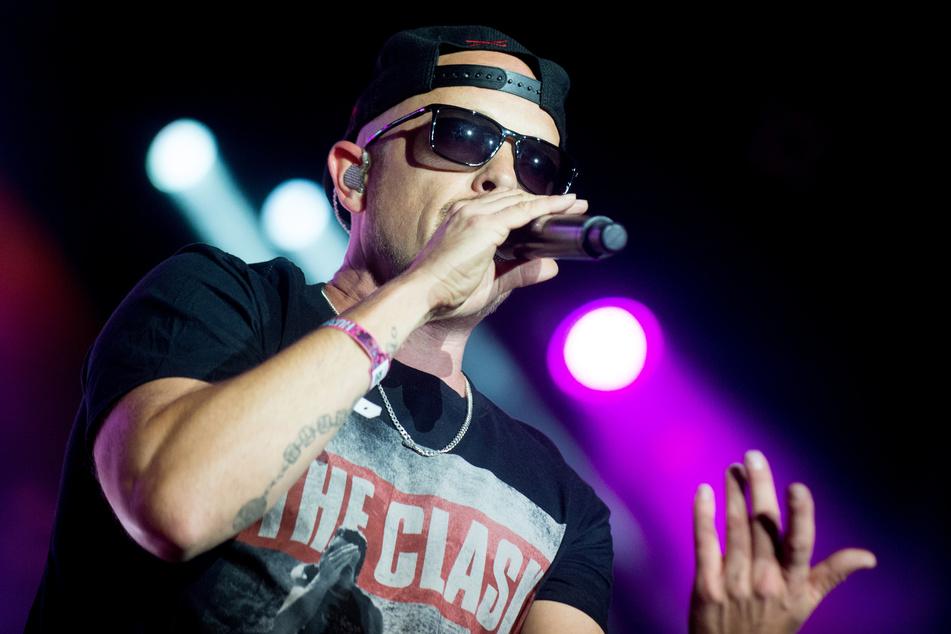 Archivbild: Jan Delay (45), Sänger der Hip-Hop-Gruppe