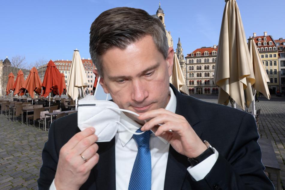 Wirtschaftsminister Dulig spricht sich für neue Linie in Diskussion um Lockerungen aus