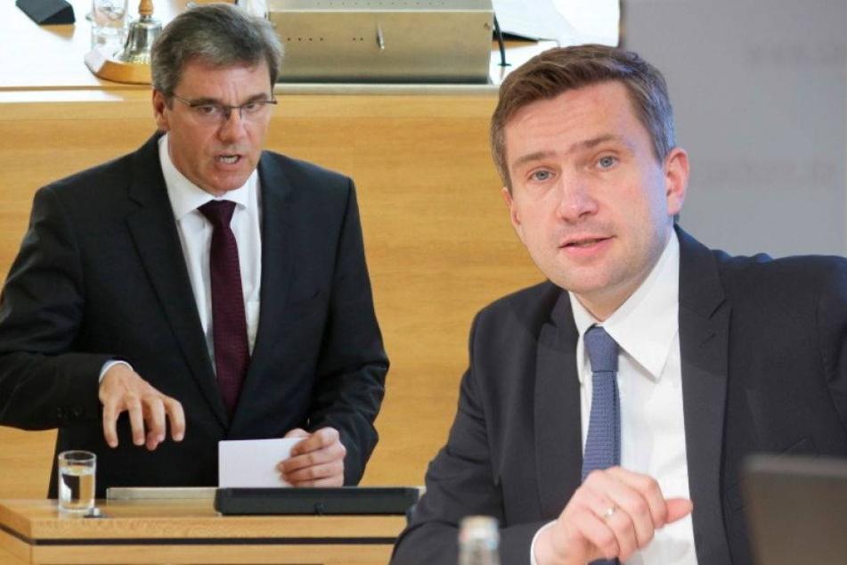CDU verteidigt Polizei gegen Duligs PEGIDA-Vorwurf