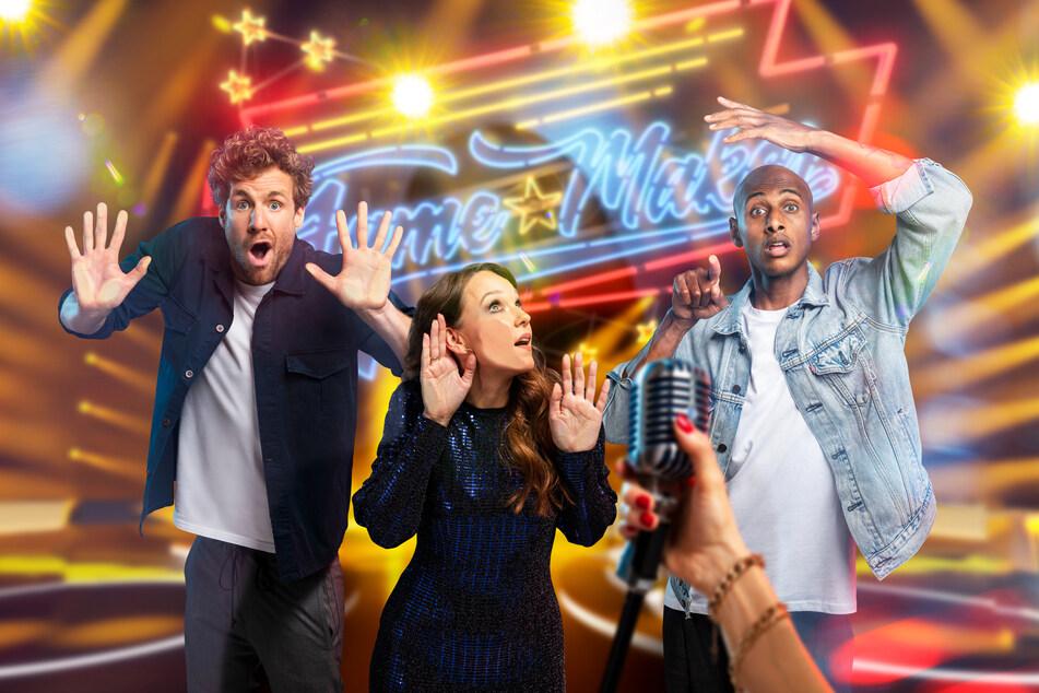 """Live und ohne Glaskuppel: Wer gewinnt im """"FameMaker""""-Finale?"""