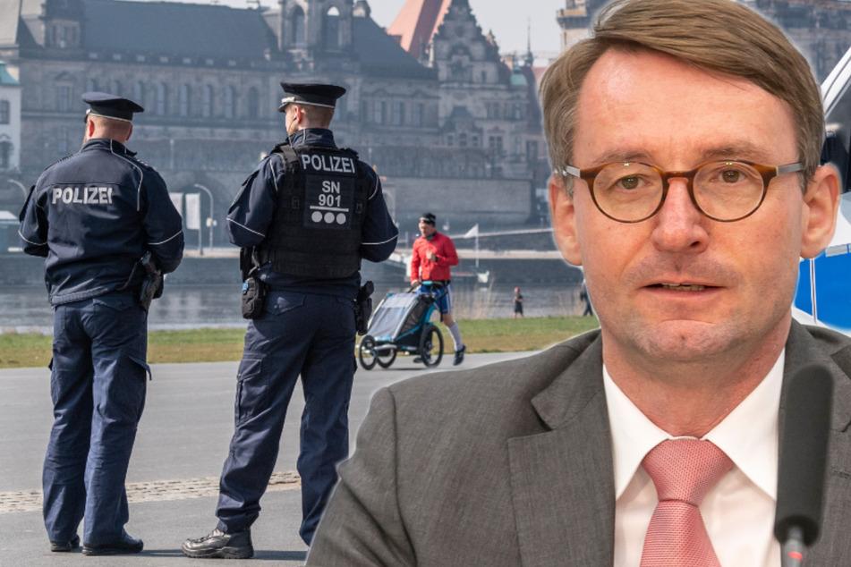 Dresden: Insgesamt weniger Kriminalität in Sachsen, außer in einem Bereich