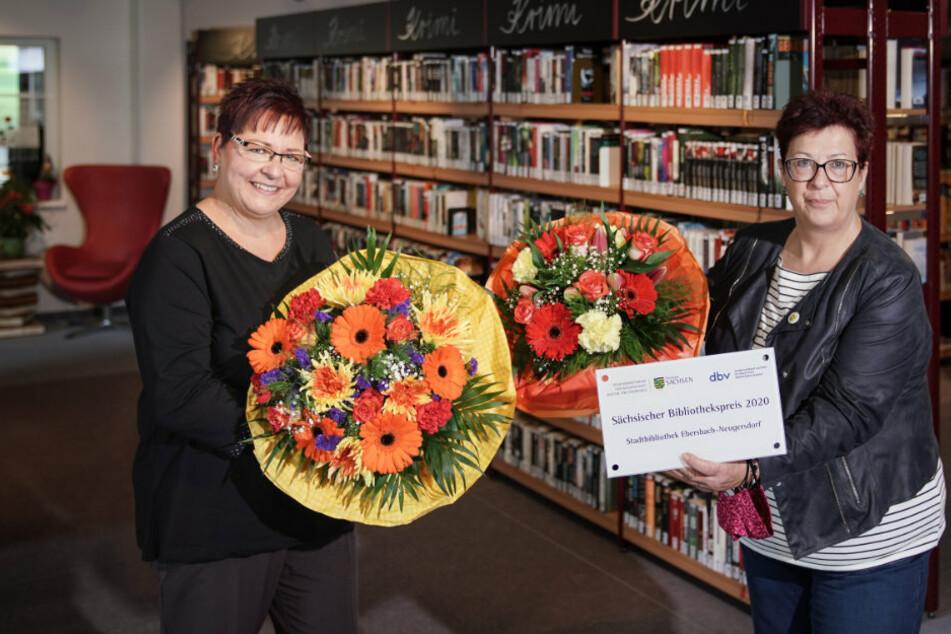 Dresden: Sächsischer Bibliothekspreis verliehen! Der begehrte Preis geht an...