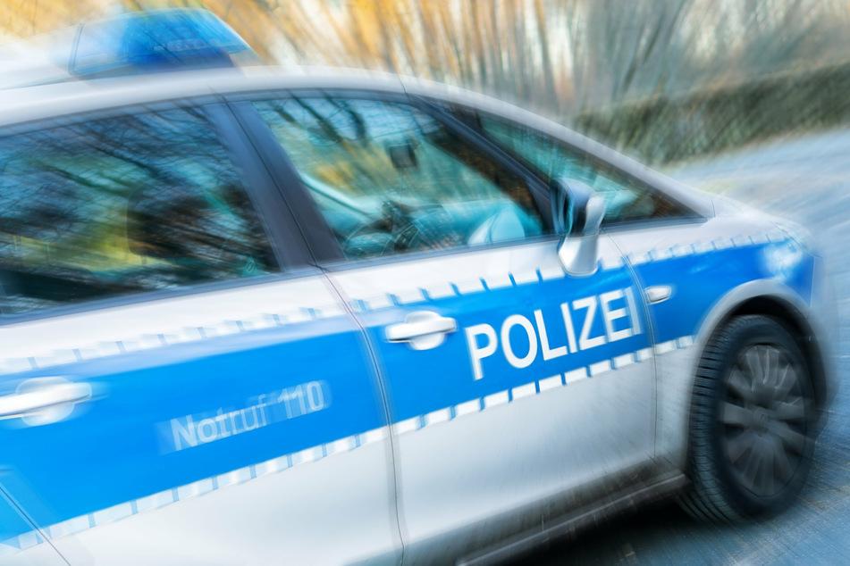 Polizisten hörten die Hilfeschreie der 52-Jährigen aus einem Park. (Symbolbild)