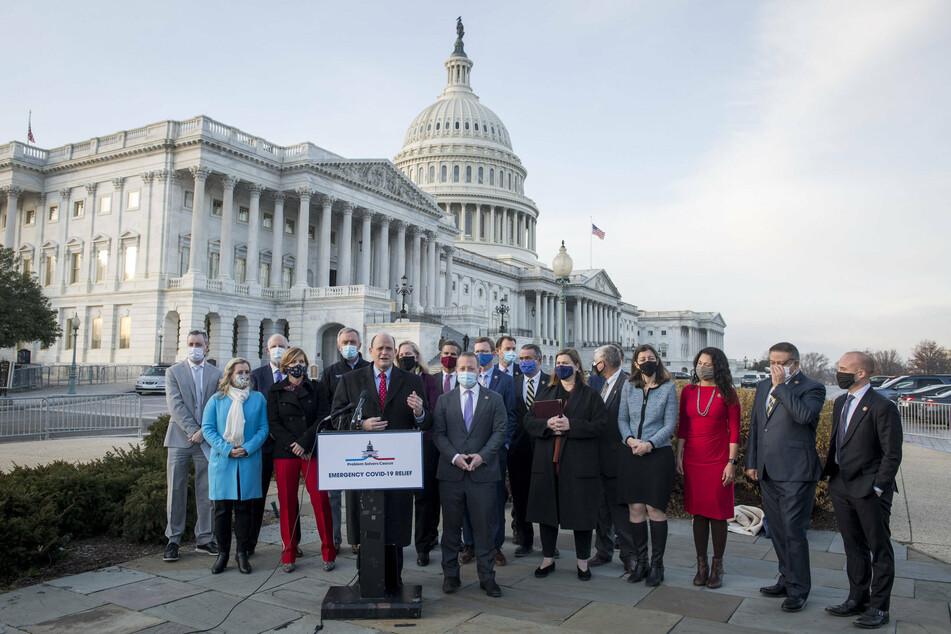 US Congress passes Covid-19 relief bill