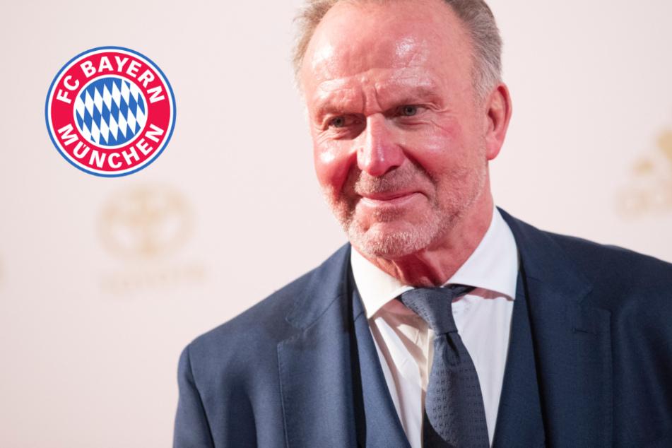 Bayern-Boss Rummenigge über Boateng und Leipzig-Star Upamecano