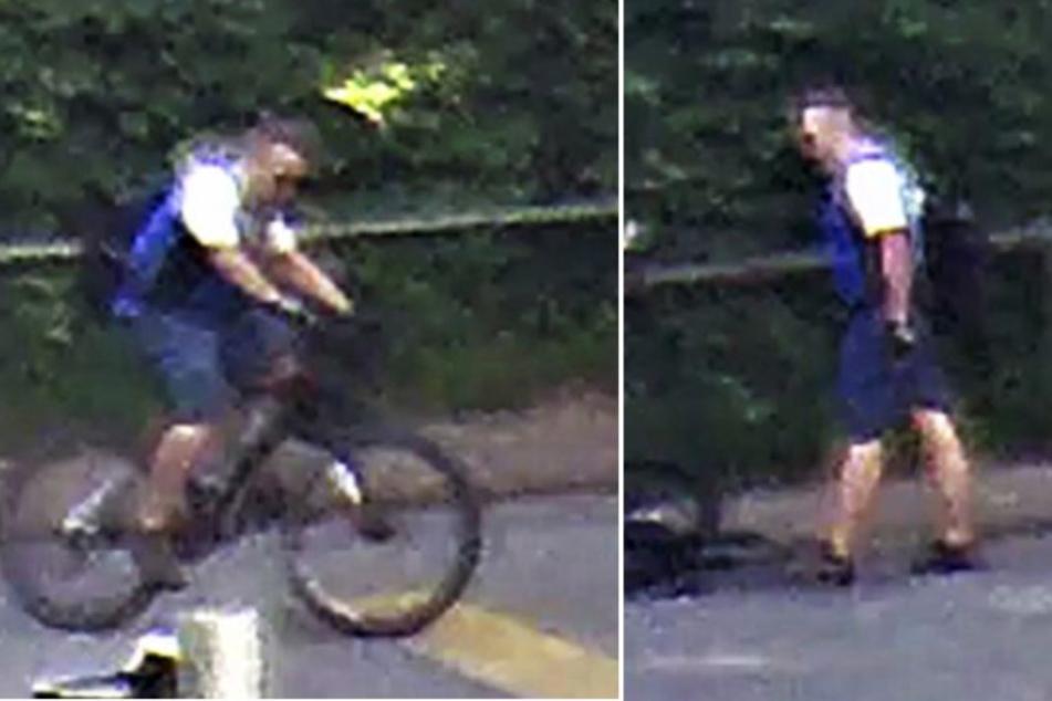 37-Jähriger stirbt nach Unfall: Dieser Fahrradfahrer ließ ihn einfach liegen!