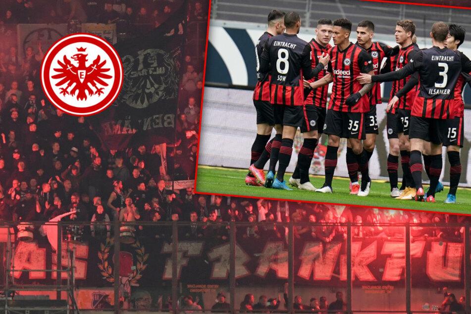 Eintracht Frankfurt und die Champions League: Droht das große Pyro-Chaos?