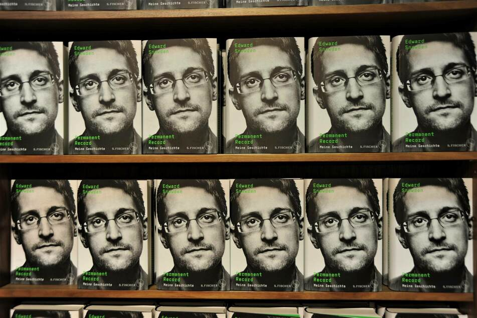 Digital portrait of whistleblower Edward Snowden sells for millions at auction