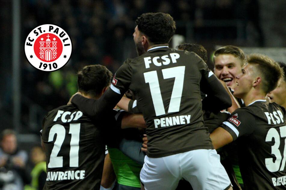 FC St. Pauli bestreitet erstes Heimspiel der Saison vor 2226 Fans