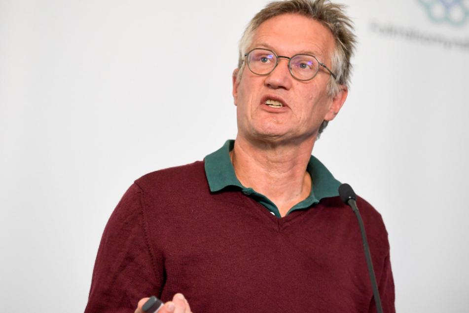 Der Staatsepidemiologe Anders Tegnell von der schwedischen Gesundheitsbehörde. Was erwartet Schweden jetzt?