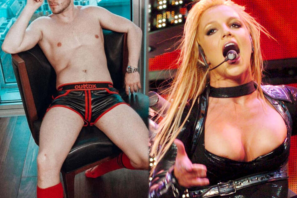 Weshalb Britney Spears für diesen Fetisch-Liebhaber eine große Bedeutung hat