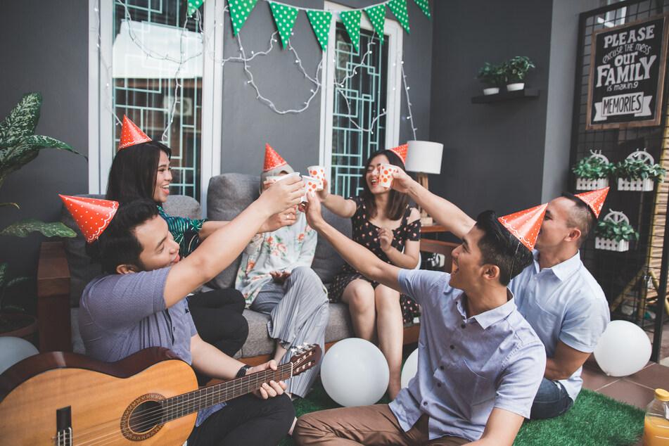 Kleine Zusammenkünfte sind okay, große Partys in Privathäusern in Los Angeles aber strikt verboten.