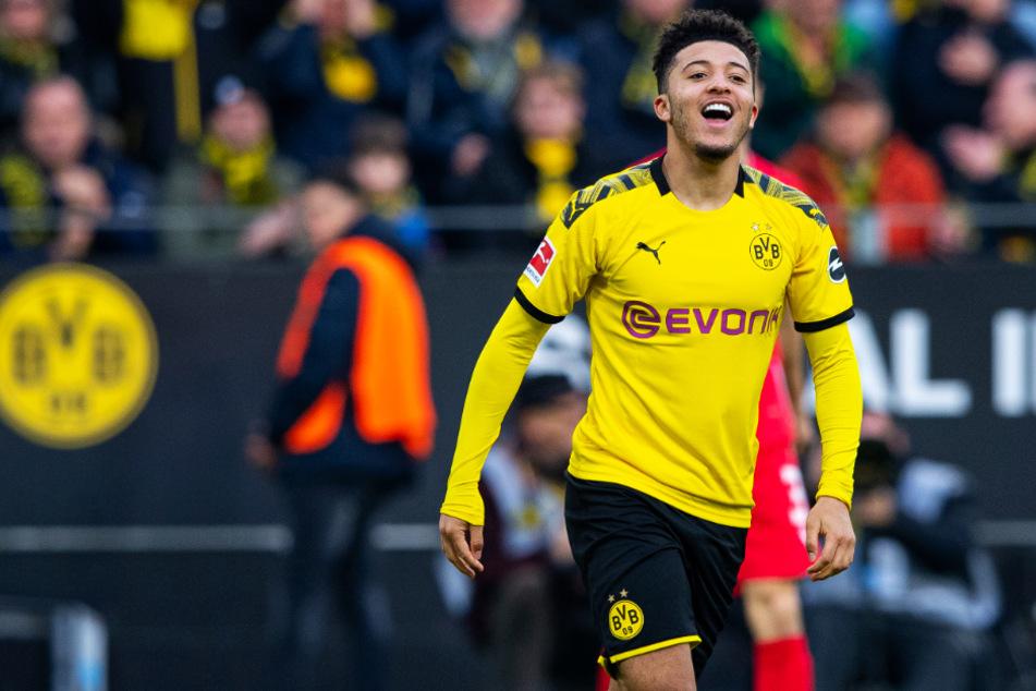 Bundesliga: BVB legt Bedingungen für möglichen Sancho-Transfer fest