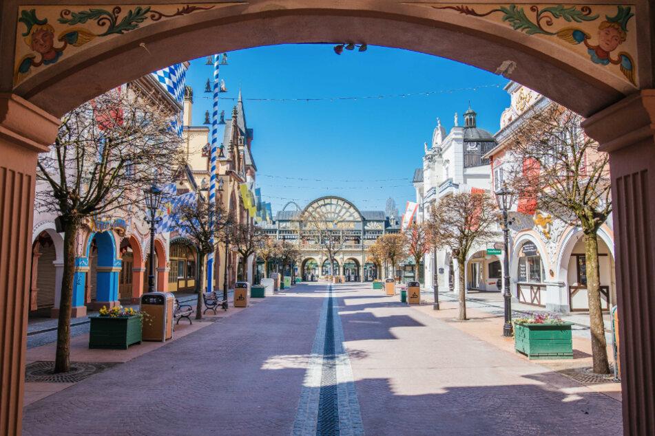 Corona-Modellprojekt: Der Europapark Rust öffnet wieder!