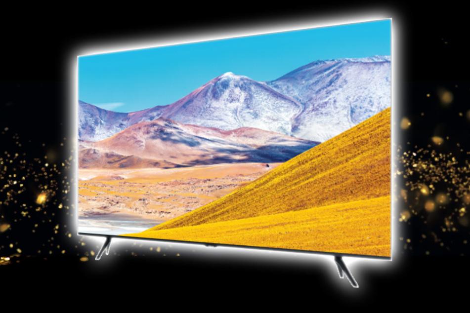 Diesen 75-Zoll-Fernseher gibt's bei Expert radikal preisgesenkt
