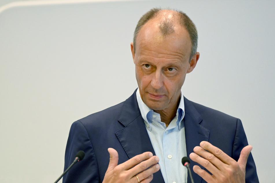 Die Junge Union erhofft sich von Friedrich Merz (65), dass er eine wichtige Rolle in der Union übernimmt.