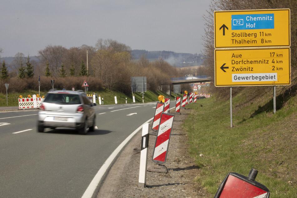 Wichtiger Autobahnzubringer teilweise gesperrt: Hier gibt es ab Montag eine Umleitung