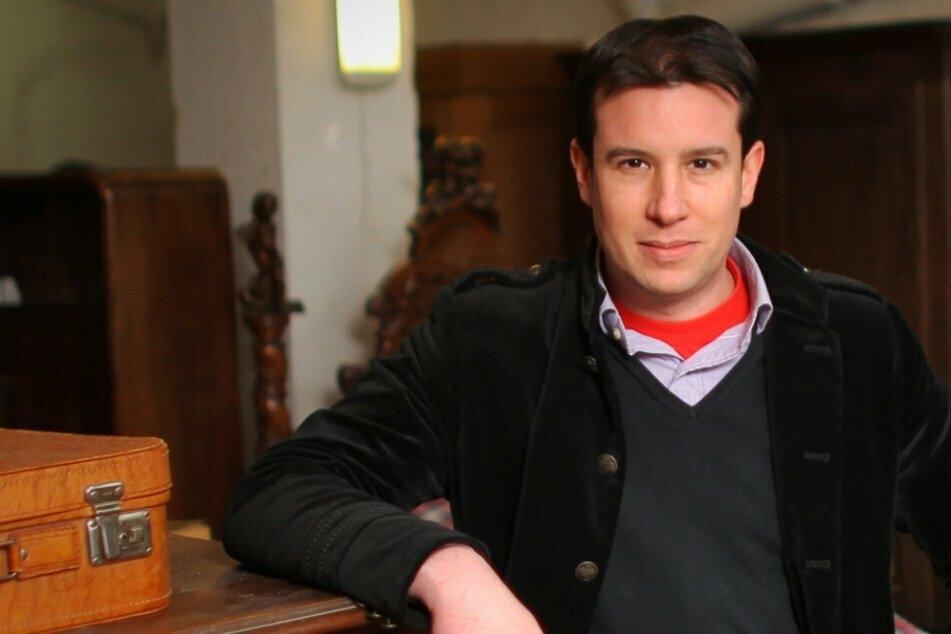 """Antoine Richard (42) ist durch die TV-Sendung """"Der Trödeltrupp"""" bei RTLZwei bekannt geworden. (Archivfoto)"""