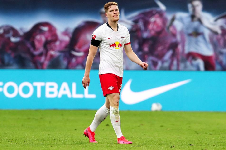 """RB Leipzig spielte gegen Hertha BSC nur 2:2 und verpasste deshalb den Sprung auf Platz zwei. Damit liegen die """"Roten Bullen"""" nun sogar neun Punkte hinter dem FC Bayern."""
