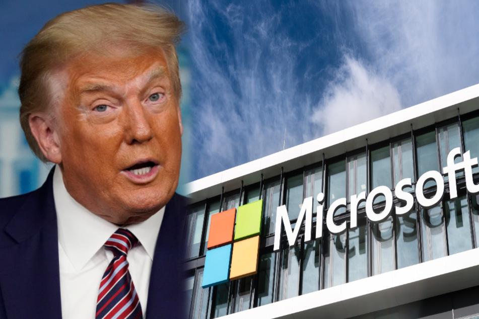 Aus Angst vor Trump? Microsoft-Einsatz an Schulen auf dem Prüfstand