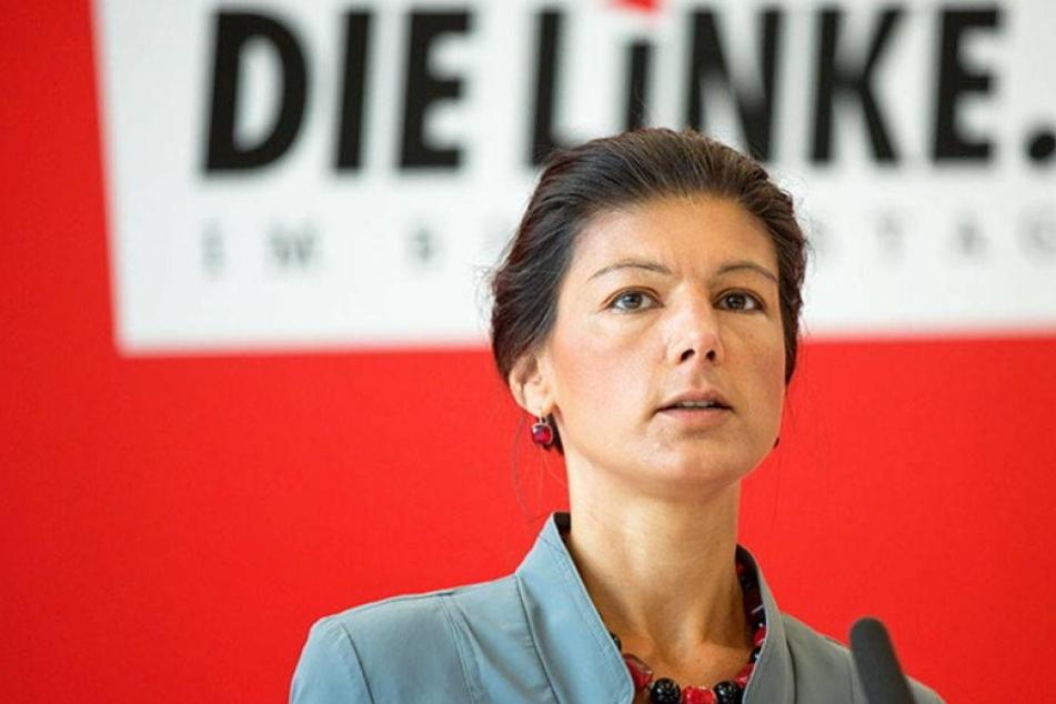Linke Wagenknecht nimmt AfD-Wähler in Schutz