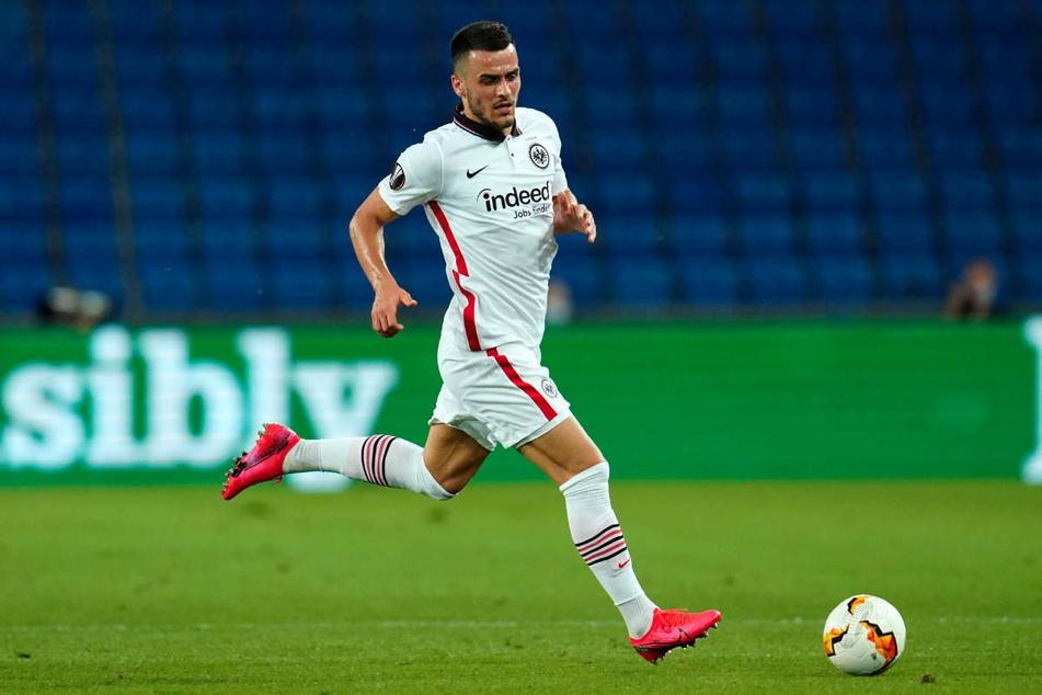 Wird Filip Kostic (28) in der kommenden Saison den linken Flügel von Hertha BSC beackern?