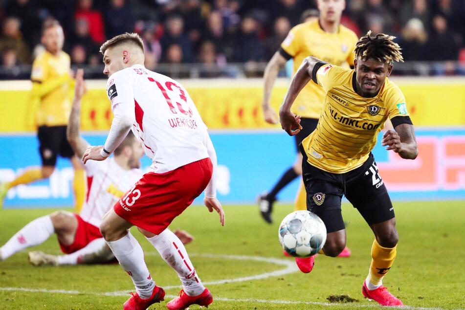Ex-Dynamo Godsway Donyoh trifft für Unions Europapokal-Gegner bei klarem Sieg!