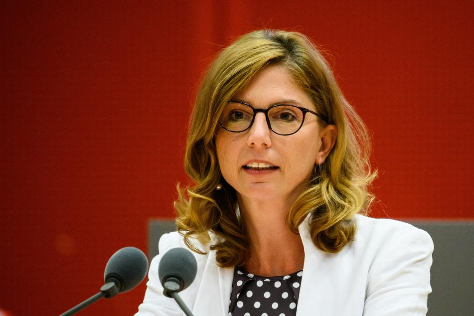 Sabine Bätzing-Lichtenthäler (SPD), Sozialministerin in Rheinland-Pfalz.