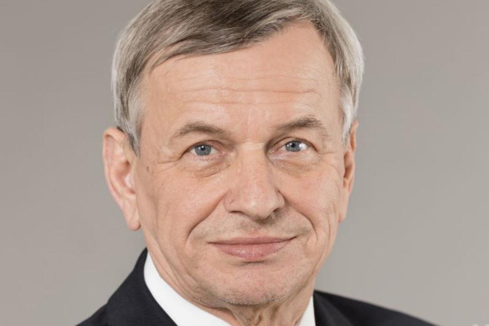 Helmut Büschke, Vorstand Verkehr beim ADAC Sachsen.