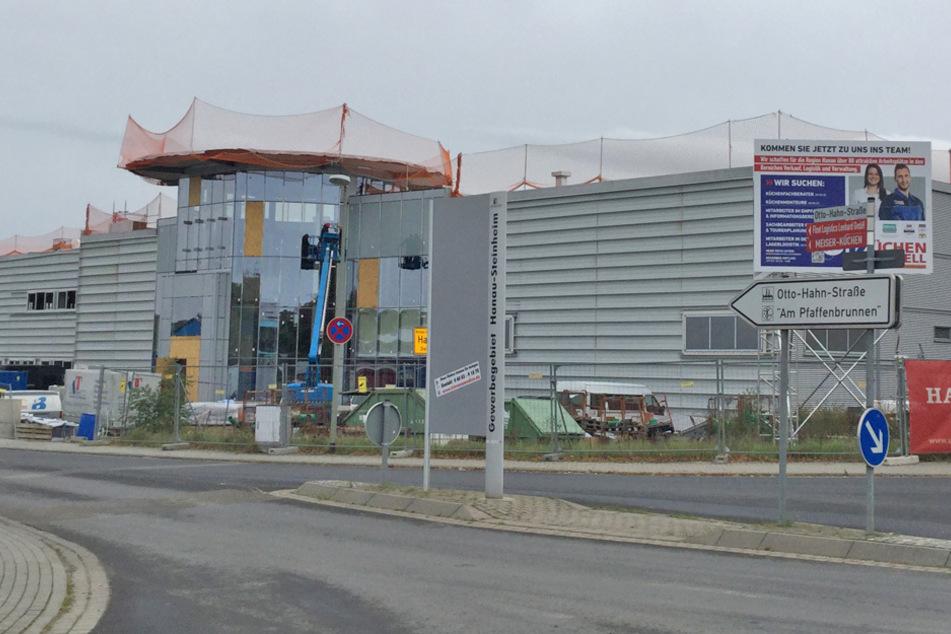 Noch ist hier Baustelle aber im Frühjahr 2021 werden hier viele Küchenmonteure (m/w/d) gebraucht.