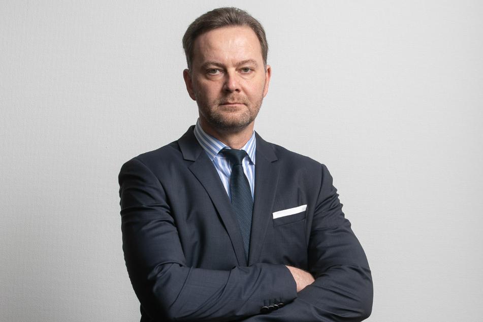 Lars Fiehler ist Sprecher der IHK Dresden.