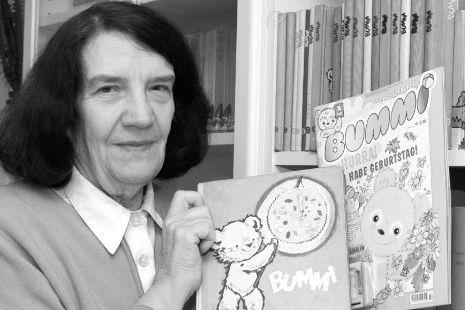 """Bummi""-Erfinderin Ursula Böhnke-Kuckhoff ist tot"