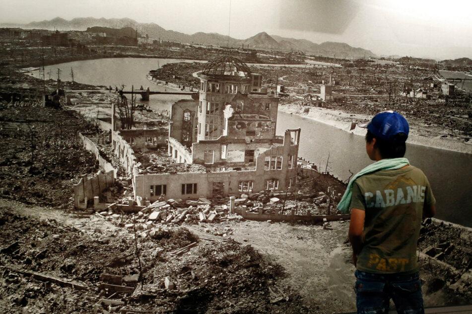 Atombombe auf Hiroshima: Wanderausstellung startet kurz vor 75. Jahrestag