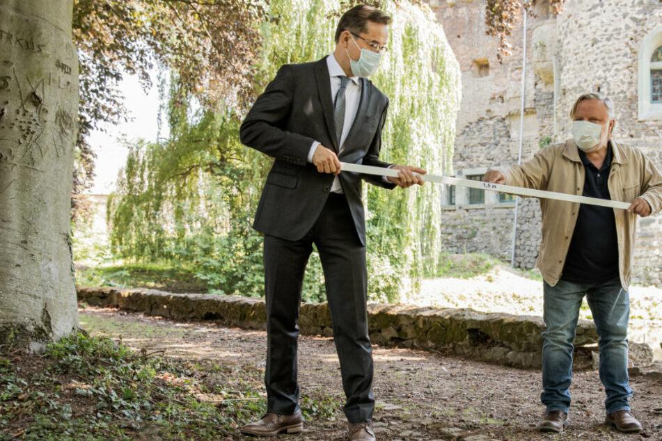 Keine intimen Szenen: Corona sorgt für Probleme beim Filmdreh