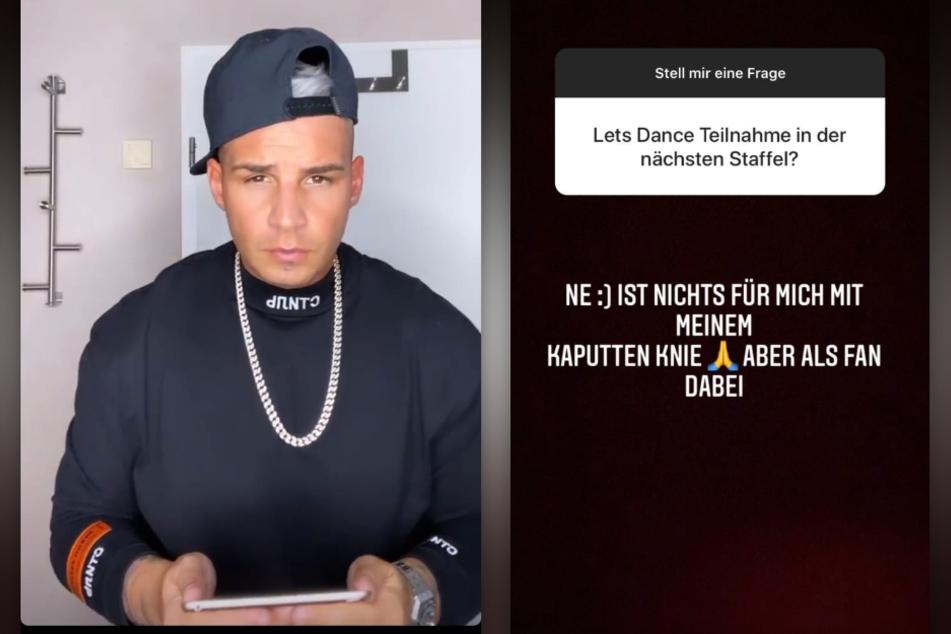 Pietro Lombardi (28) beantwortet in seiner Instagram-Story die Fragen seiner Fans. (Fotomontage)