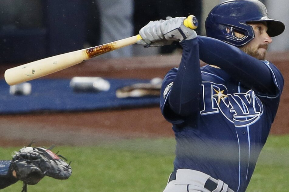 MLB: The Rays continue to have the Yankees' number, this time in the Bronx